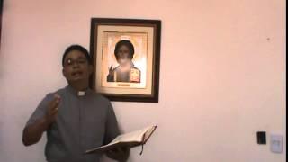 Evangelio 25 de abril de 2015 Parroquia Espíritu Santo