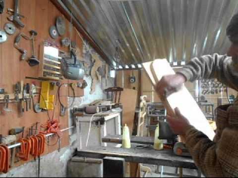 Tabla de planchar de madera ikea