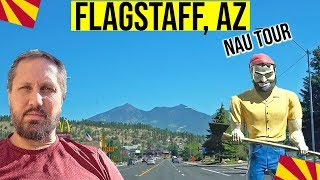 Flagstaff, AZ Driving Tour & Northern Arizona University | Phoenix Escapes | Cities In Arizona