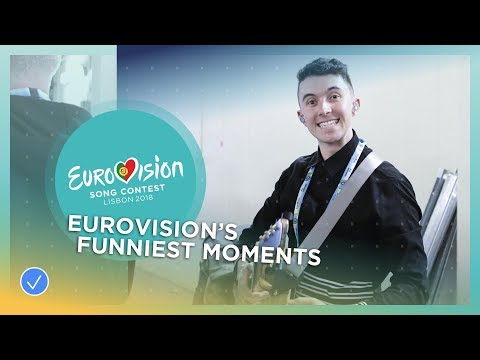 Eurovision 2018: Funny moments!