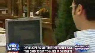 Internet 2 Discussed on Fox News