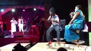 Liza, Baay Fall et ... Danseur !