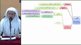 القواعد الفقهية 03 - التأهيل الفقهي - عامر بهجت (الأمور بمقاصدها)