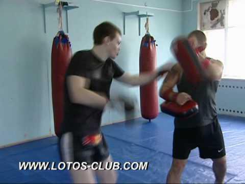 Клуб тайского бокса Лотос
