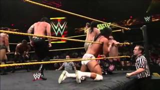 NXT 20-Man Battle Royal to determine #1 Contender for the NXT Championship 8/5/14 [FULL MATCH][HD]