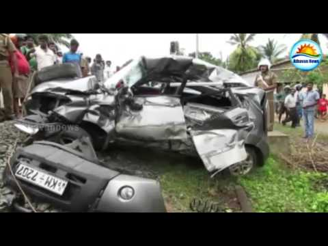 Train accident in jaffna :  one killed