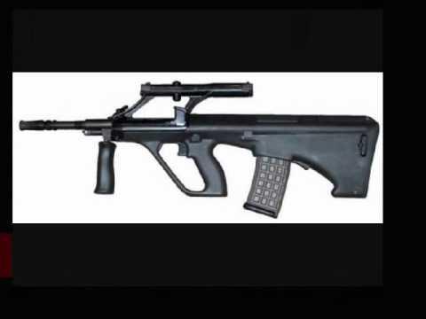 los 10 mejores rifles de asalto