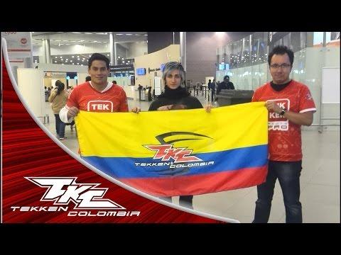 Colombia presente en TXT 2014 Bolivia