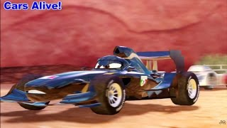 Cars 2: The video Game - Midnight Francesco - Timberline Sprint
