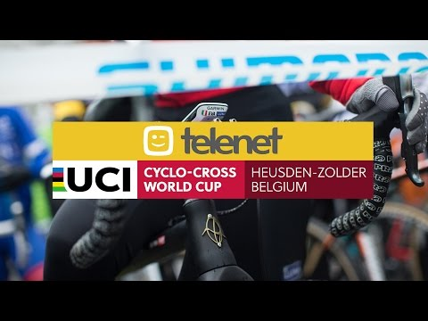 Elite Women's / 2016-17 Telenet UCI Cyclo-cross World Cup – Heusden-Zolder (BEL)