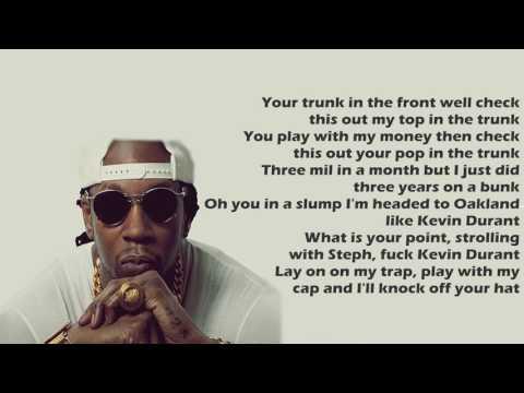 Good Drank 2 Chainz ft.Gucci Mane, Quavo (Lyrics)