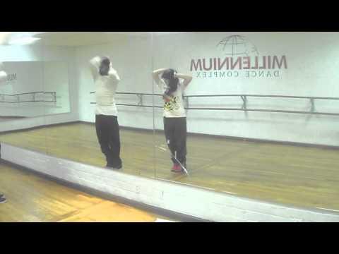 Usher ft. Nicki Minaj - Little Freak Choreography by: Brooklyn...