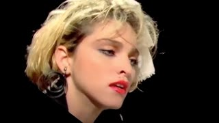 Watch Madonna Burning Up video