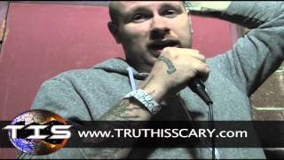 Apathy Talks Aliens, Population Control, Illuminati, Nutrition and More w/ TRUTHISSCARY.com