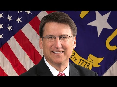 Republican Governor Vetoes Anti-Gay 'Religious Freedom' Bill in NC