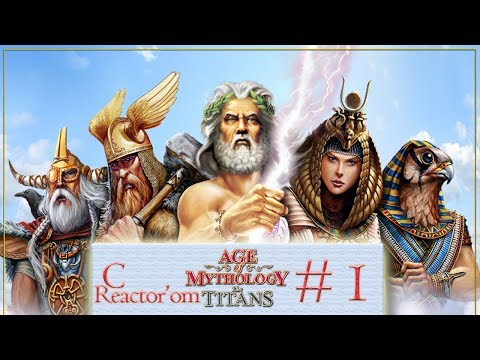 Age of Mythology The Titans - Трезубец #1