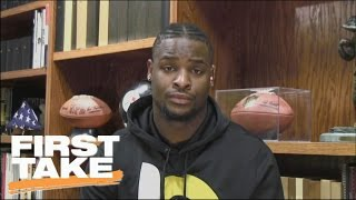 Le'Veon Bell: Steelers Would Have Won AFC Title If He Was Healthy | First Take | March 3, 2017