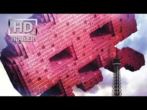 Pixels | official trailer #1 US/BR (2015) Adam Sandler Peter Dinklage Josh Gad Michelle Monaghan