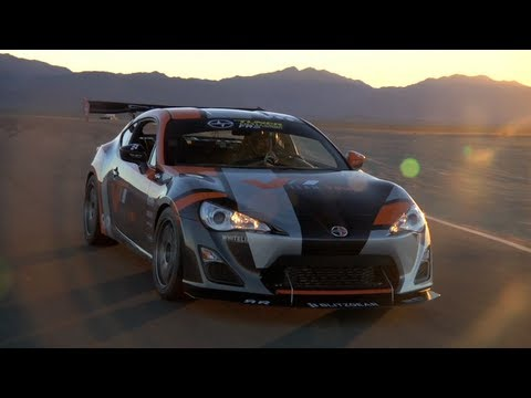 The 350 HP VCMC Turbo Scion FR-S - TUNED