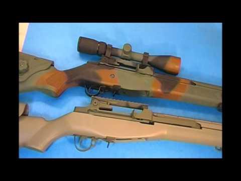 M1A M14 CLONE POLYTECH M305 TABLE TOP