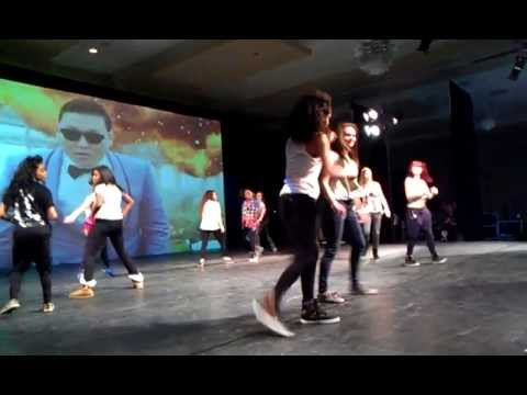 8 Flavahz Gangnam Style - Boyz Single Ladies |Chicago NRG|