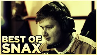 CS:GO | Best of Snax (Epic Highlights, Clutches, Ninjas, Knife Kills & More!)