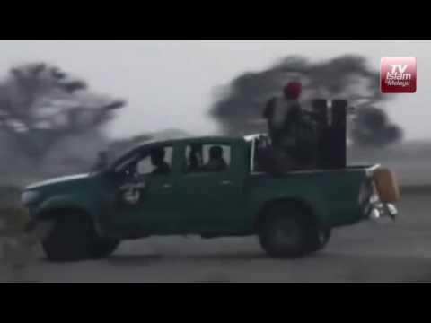 2000 askar Chad sertai operasi menentang militan Boko Haram di Nigeria