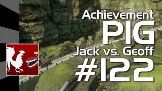 Halo 4 - Achievement PIG #122 (Jack vs. Geoff)