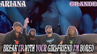 Baixar Ariana Grande-Break Up With Your Girlfriend, I'm Bored Reaction/Review