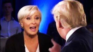 Trump Attacks Mika Brzezinski On Twitter