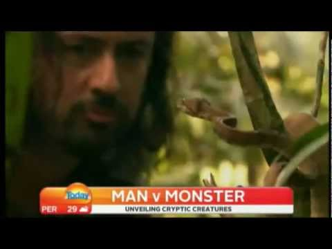 Australia's TODAY Breakfast show Man V Monster promo.mp4