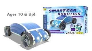Nhóm robot các loại, chiếc xe ô tô của tương lai – Future car
