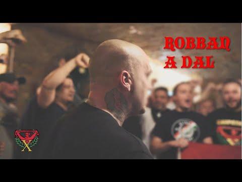 ROBBAN A DAL - CARPATHIAN BRIGADE x SZIVA BALÁZS • MUSIC VIDEO • 2020