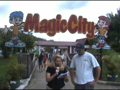 Programa Curtindo São Paulo Visita O Magic City video