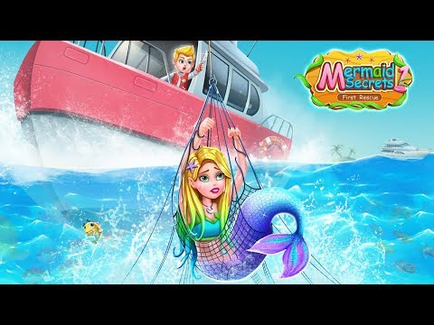 Mermaid Secrets1- First Emergency Rescue Story 홍보영상 :: 게볼루션