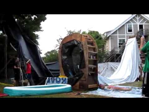 Worlds Greatest Backyard Waterslide