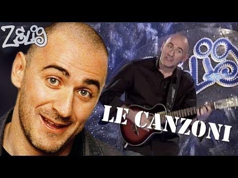 Le canzoni di Sergio Sgrilli a Zelig