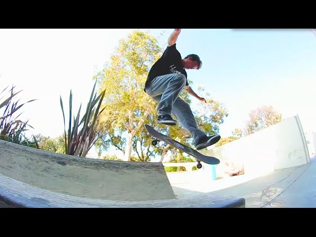Chris Joslin - Marathon 9 Trick Line - MapsVM Skateboarding