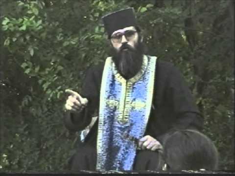 (2/4) Discutii cu tinerii, Manastirea Barnova, parintele Calistrat