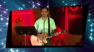 চুপি চুপি রাত নেমে আসে আকাশে  । Chupi Chupi Raat । Rupankar  Live । Film : Chalo  Lets GO