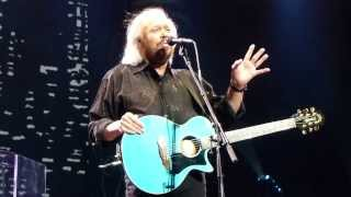 Barry Gibb First Of May Live A O2 Dublin 25 September 2013 Bee Gees