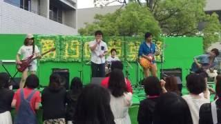 wanima trace 若葉祭 軽音 live