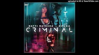 Natti Natasha Ft Ozuna Criminal