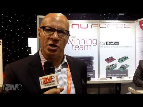 CEDIA 2013: NuForce Provides a Variety of Home Theater Products