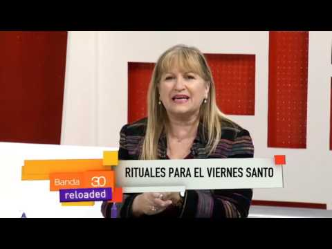 LOURDES VERÓN - RITUALES PARA EL VIERNES SANTO