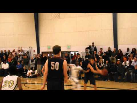 Gerstell Academy vs. Indian Creek (Boys' Basketball) MIAA C Semi-Finals 2-15-14-8