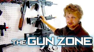 The Gun Zone (Best Way To Store Airsoft Guns)