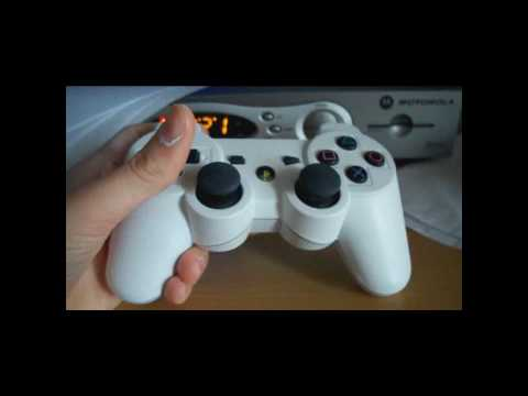 How to Paint a PS3 Controller