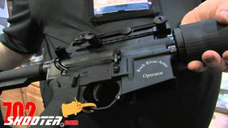 Rock River Arms Lef-T Left Hand AR-15 Rifles 2012 Shot Show