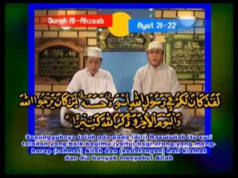 Qori' Indonesia H Muammar Z A Dan H Chumaidi Berduet 6 Part 1.flv video